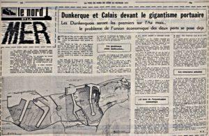La Voix du Nord, 25 février 1971.