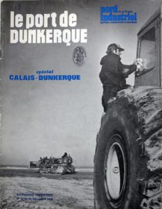 Nord industriel supplément spécial Calais Dunkerque.