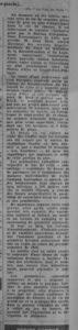 Article Voix du Nord, 20 février 1967.